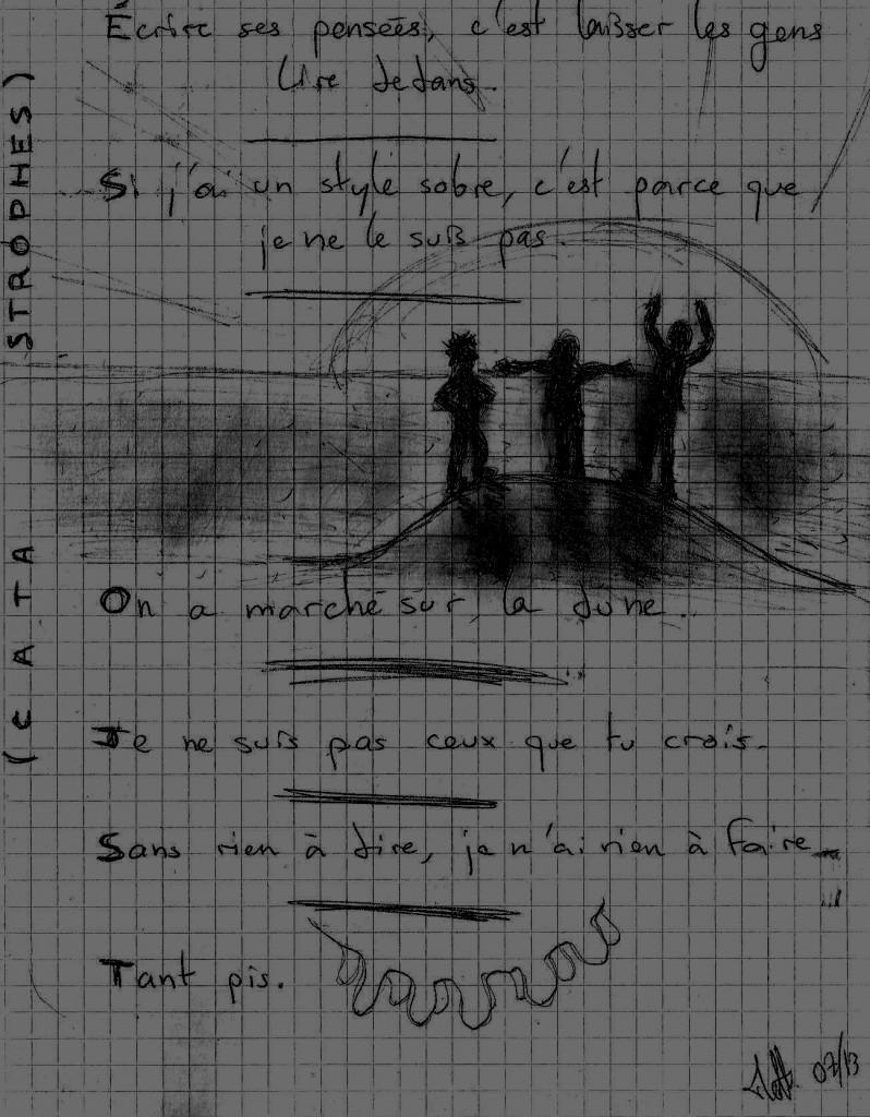 Matt Marcha - Pages noires #7 : Cata-strophes