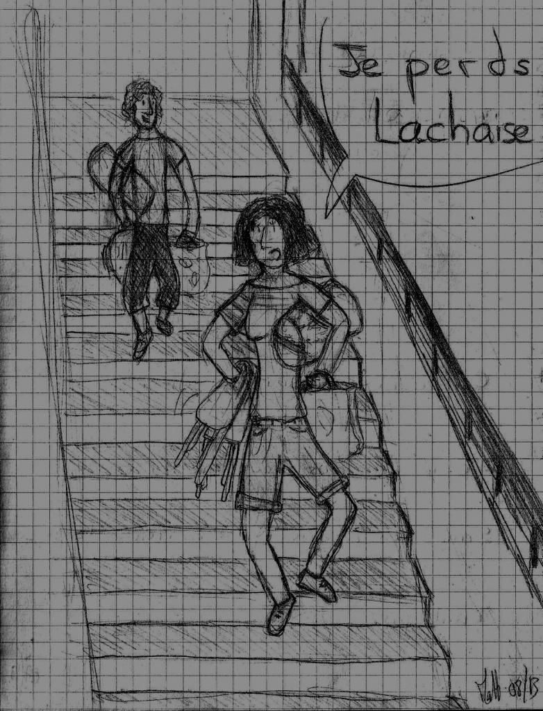 Matt Marcha - Pages noires #6 : Père Lachaise