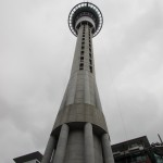 Sky Tower - visite d'Auckland